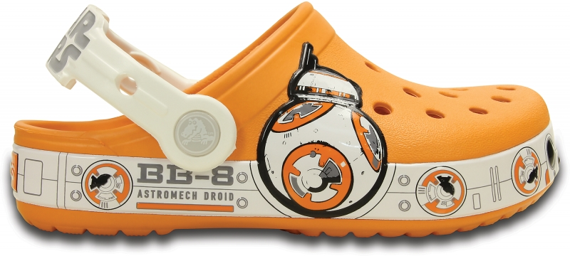 Crocs Crocband Star Wars Hero Clog - Multi, C10/C11 (27-28)