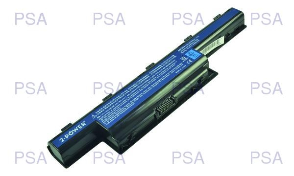 2-Power baterie pro ACER Aspire 4251, 11,1V, 4400mAh, 6 cells, Black - Aspire E1,Aspire V3,4250,4252,4253, Aspire 4333,4551, 4741 CBI3256C