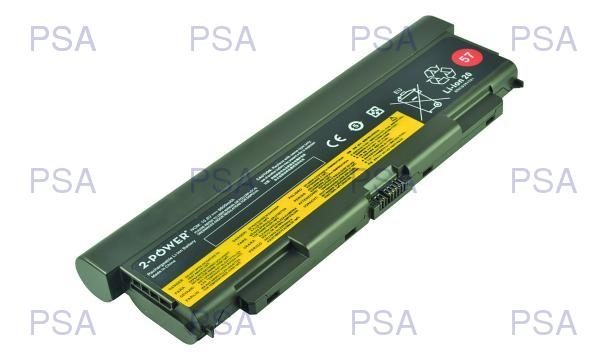 2-Power baterie pro IBM/LENOVO ThinkPad T440p, T540p, W540, L540, L440 10,8 V, 7800mAh CBI3409B