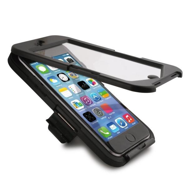 Puro pouzdro na kolo s držákem pro iPhone 6/6s IPC647BIKEHBLK