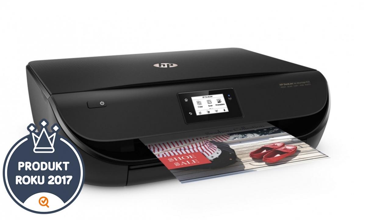 HP tiskárna DeskJet IA 4535 (F0V64C), černá F0V64C#A82
