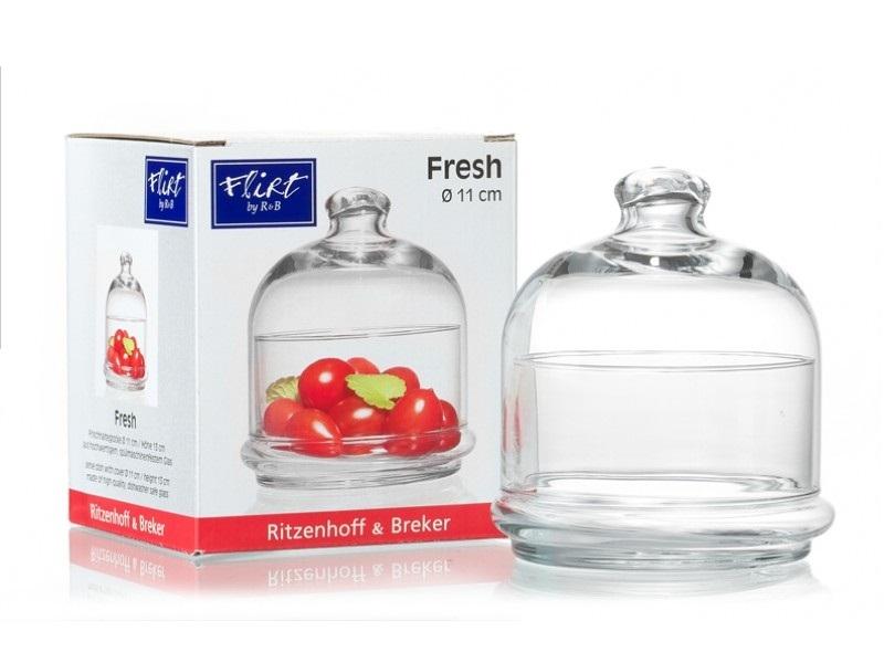 Ritzenhoff & Breker skleněná dóza na potraviny Fresh, 11 cm