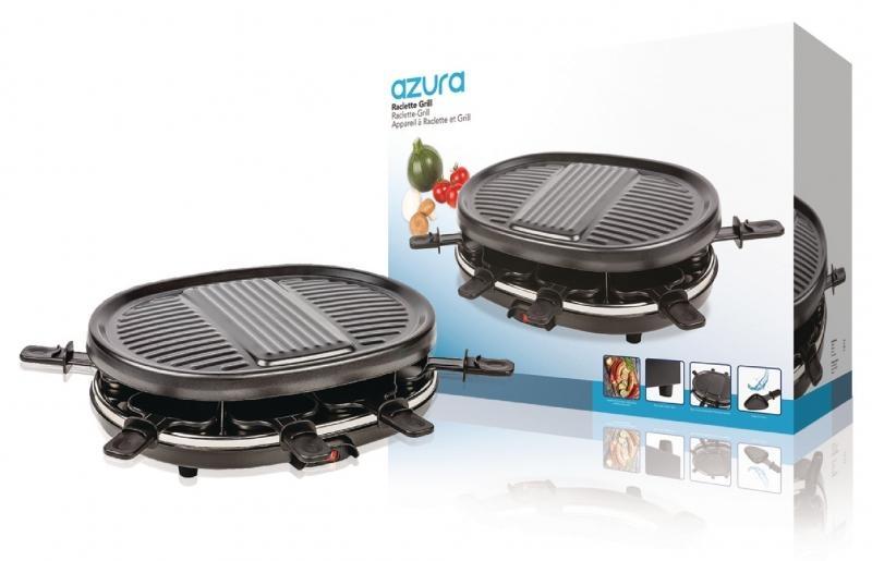 Gril na raclette pro 8 osob (AZ-FC20)
