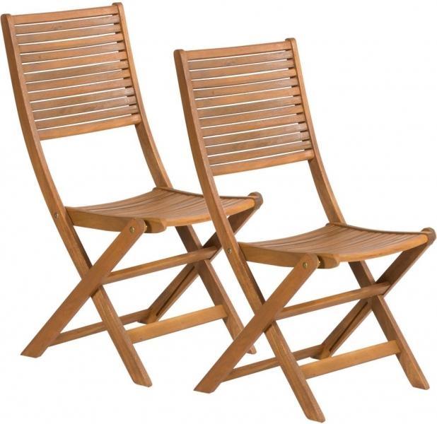 Sada zahradních židlí Fieldmann FDZN 4012, 2 ks