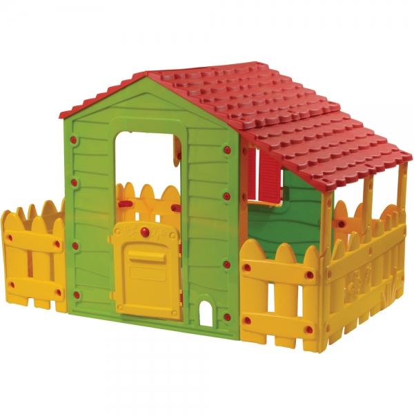 Zahradní domeček Buddy Toys Farm BOT 1160 s verandou