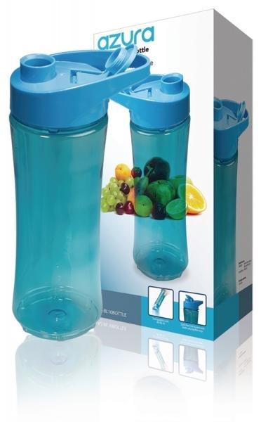 Náhradní láhev do cestovního mixéru Azura, 600 ml
