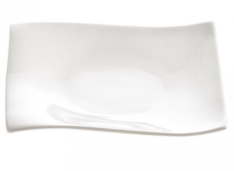 Maxwell & Williams talíř Motion, 20 x 20 cm