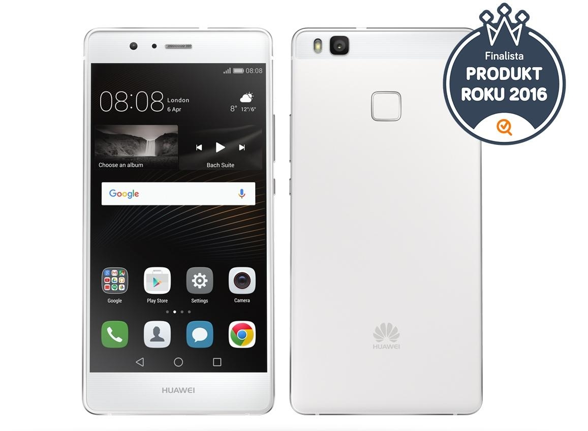 HUAWEI P9 Lite Dual SIM White - bílý SP-P9LITEDSWOM