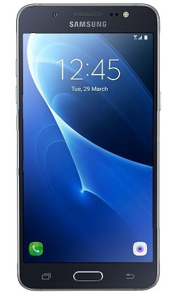 Samsung Galaxy J5 2016, Black Dual SIM SM-J510FZKUETL