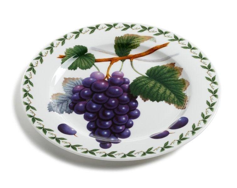 Maxwell & Williams dezertní talíř Orchard Fruits Grapes, 20 cm