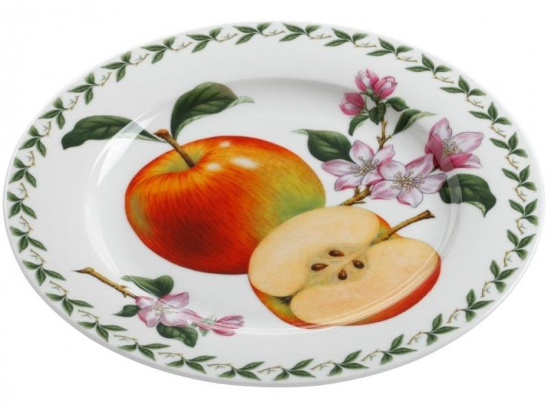 Maxwell & Williams jídelní talíř Orchard Fruits Apple, 27,5 cm