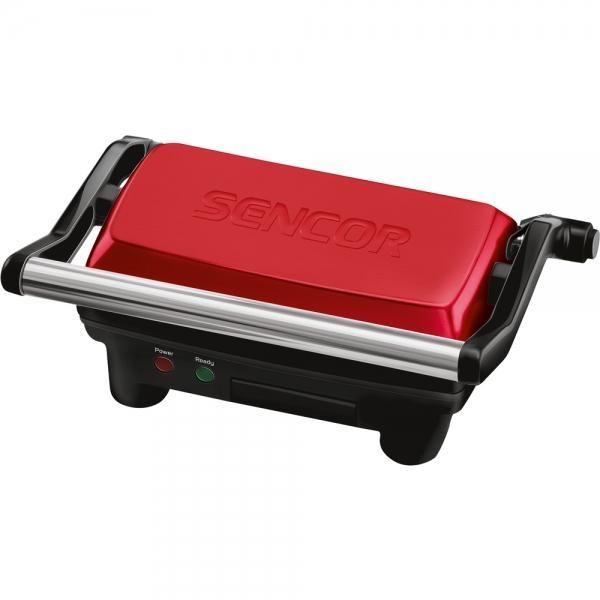 Elektrický gril SENCOR SBG 2052RD - červený