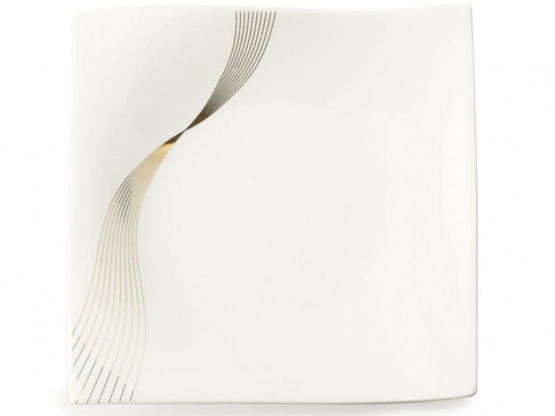 Maxwell & Williams jídelní talíř Frequency, 27 x 27 cm