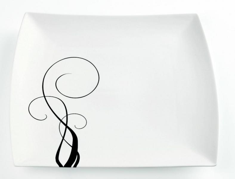 Maxwell & Williams jídelní talíř Breeze, 26 x 26 cm