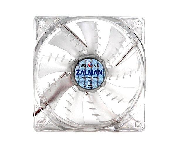Ventilátor Zalman ZM-F3 LED SF 120mm, 23 dBA ZM-F3 LED(SF)