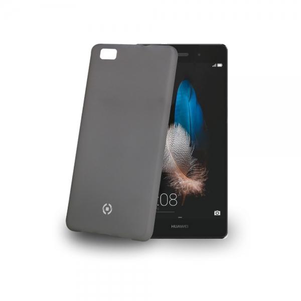 Ultra tenký zadní kryt Celly Frost pro Huawei P8 Lite - Černý FROSTP8LITEBK