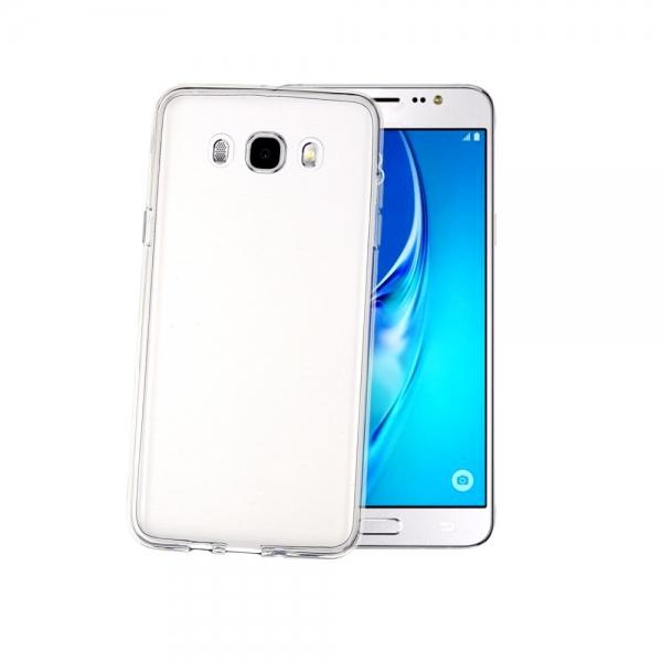Silikonový obal Celly Gelskin pro Samsung Galaxy J5 (2016), čirý GELSKIN557