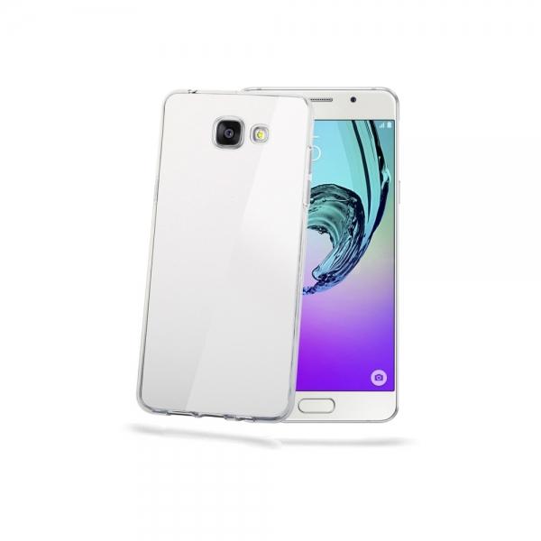 Silikonový obal Celly Gelskin pro Samsung Galaxy A3 (2016), čirý GELSKIN534