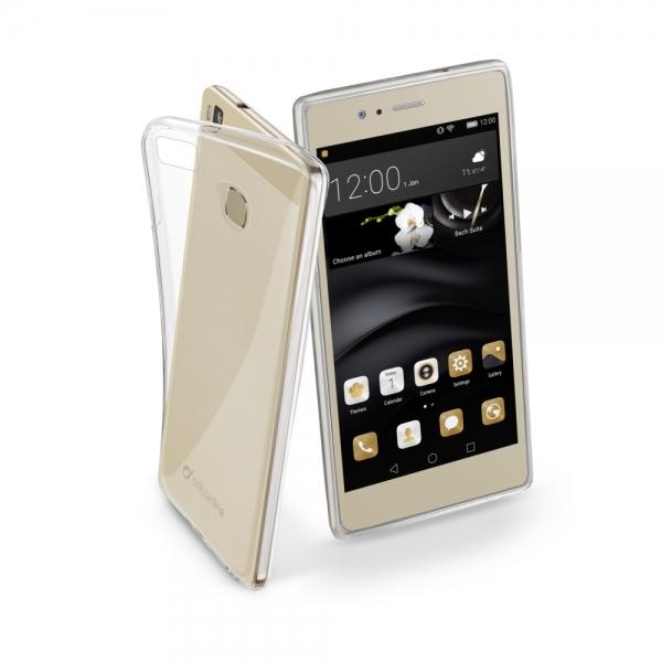 Zadní kryt CellularLine Fine pro Huawei P9 LITE, čirý FINECP9LITET