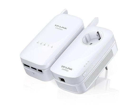 TP-Link TL-WPA8630KIT 1200Mbps Powerline kit TL-WPA8630KIT