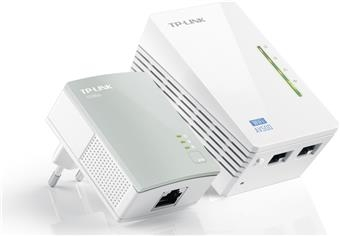 TP-Link TL-WPA4220Kit N300 Powerline Extend.Kit TL-WPA4220KIT