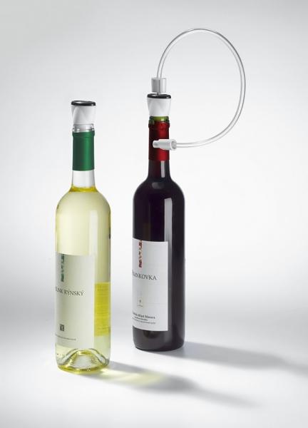 Sada vakuovacích zátek na láhve Concept VD-8300, 2 kusy