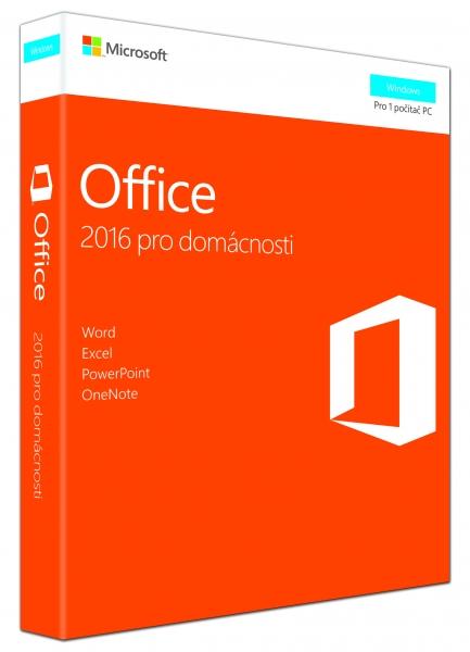 Office 2016 pro domácnosti CZ 79G-04723