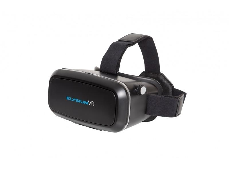 GOCLEVER virtuální brýle Elysium VR VRELYSB