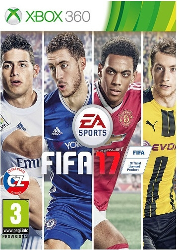 X360 - FIFA 17 5030934116435
