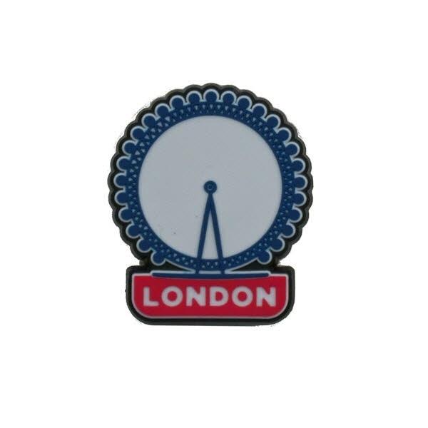 Jibbitz odznáček na obuv Crocs London Eye