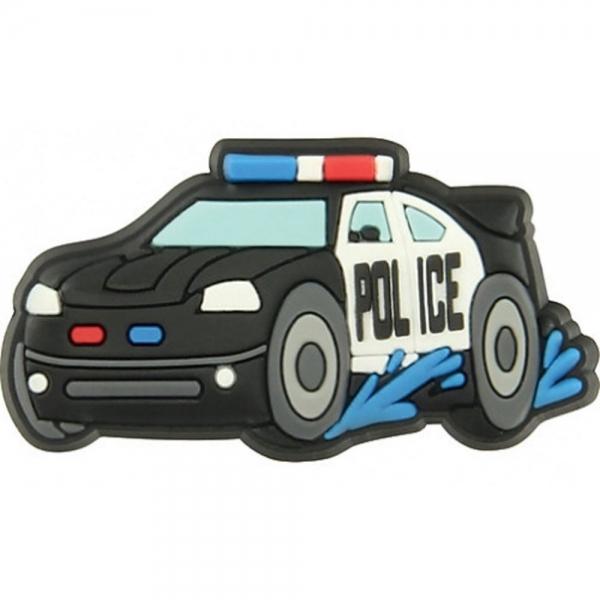 Jibbitz odznáček na obuv Crocs Policejní vůz