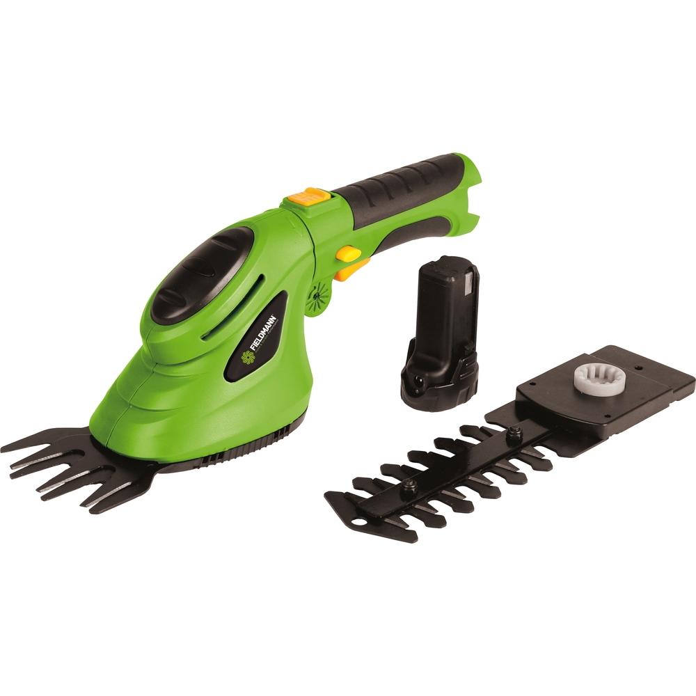 Akumulátorové nůžky na trávu a keře Fieldmann FZN 4101-A