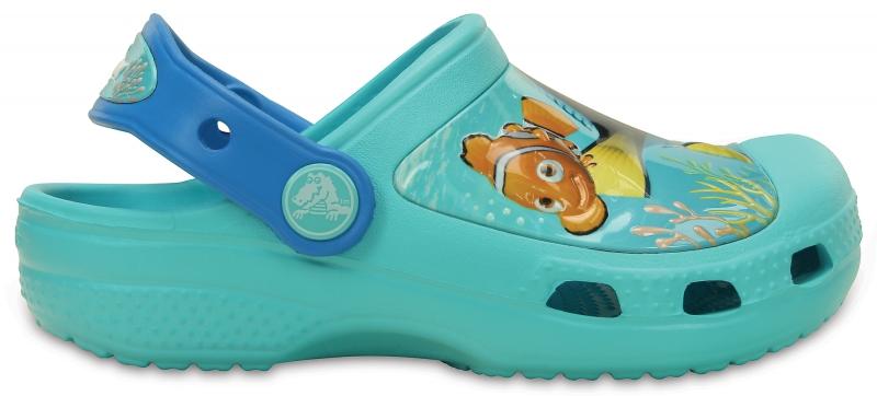 Crocs Creative Finding Dory Clog Pool Blue, J1 (32-33)