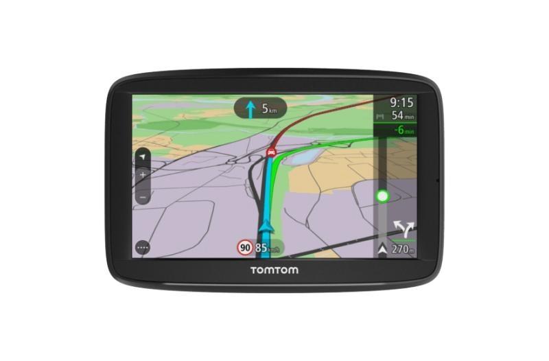 TomTom VIA 52 Europe LIFETIME mapy 1AP5.002.00