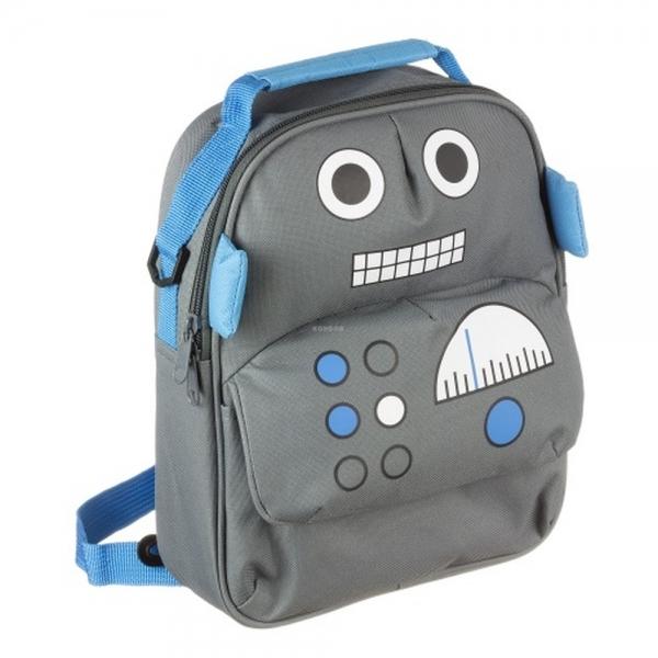 Dětský batoh My Doodles Robot Bolts, s přihrádkou na tablet DDBPROB