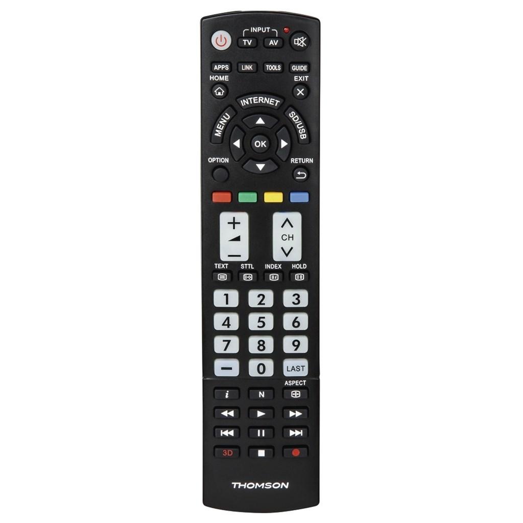 Univerzální ovladač Thomson ROC1105PAN pro TV Panasonic