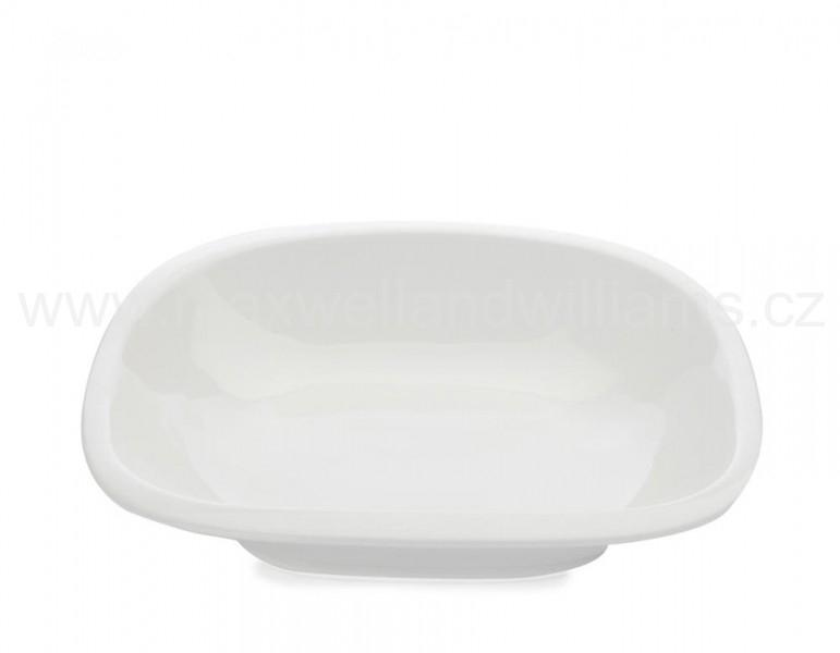 Maxwell & Williams polévkový talíř White Basics Balance, 20 cm