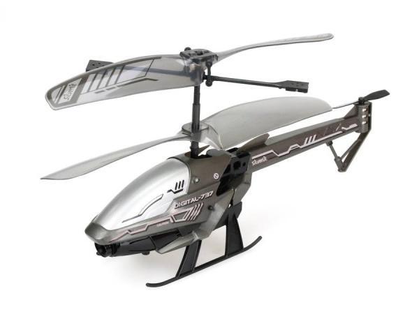 RC helikoptéra s kamerou Silverlit Spy Cam III
