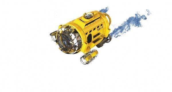 RC ponorka Silverlit Spy Cam Aqua (s kamerou)