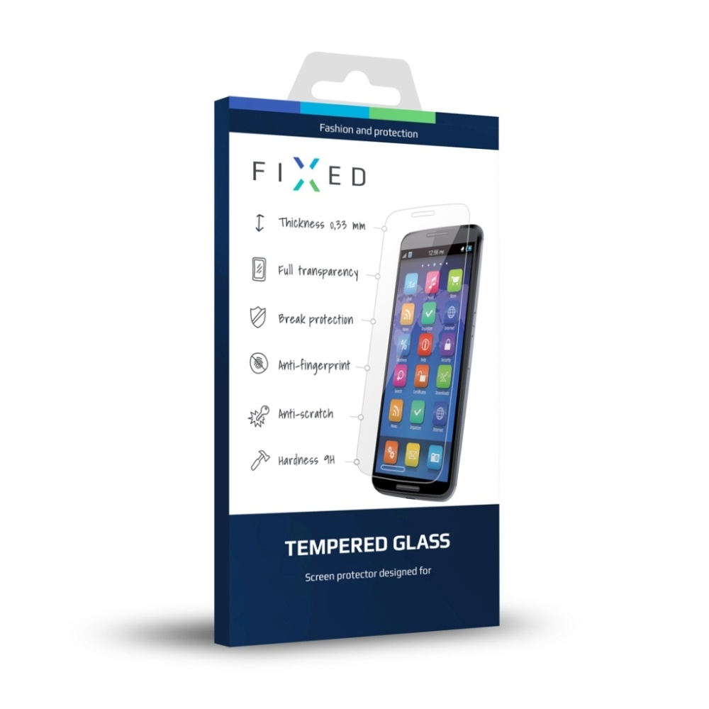 Ochranné tvrzené sklo FIXED pro Vodafone Smart Prime 7 FIXG-110-033