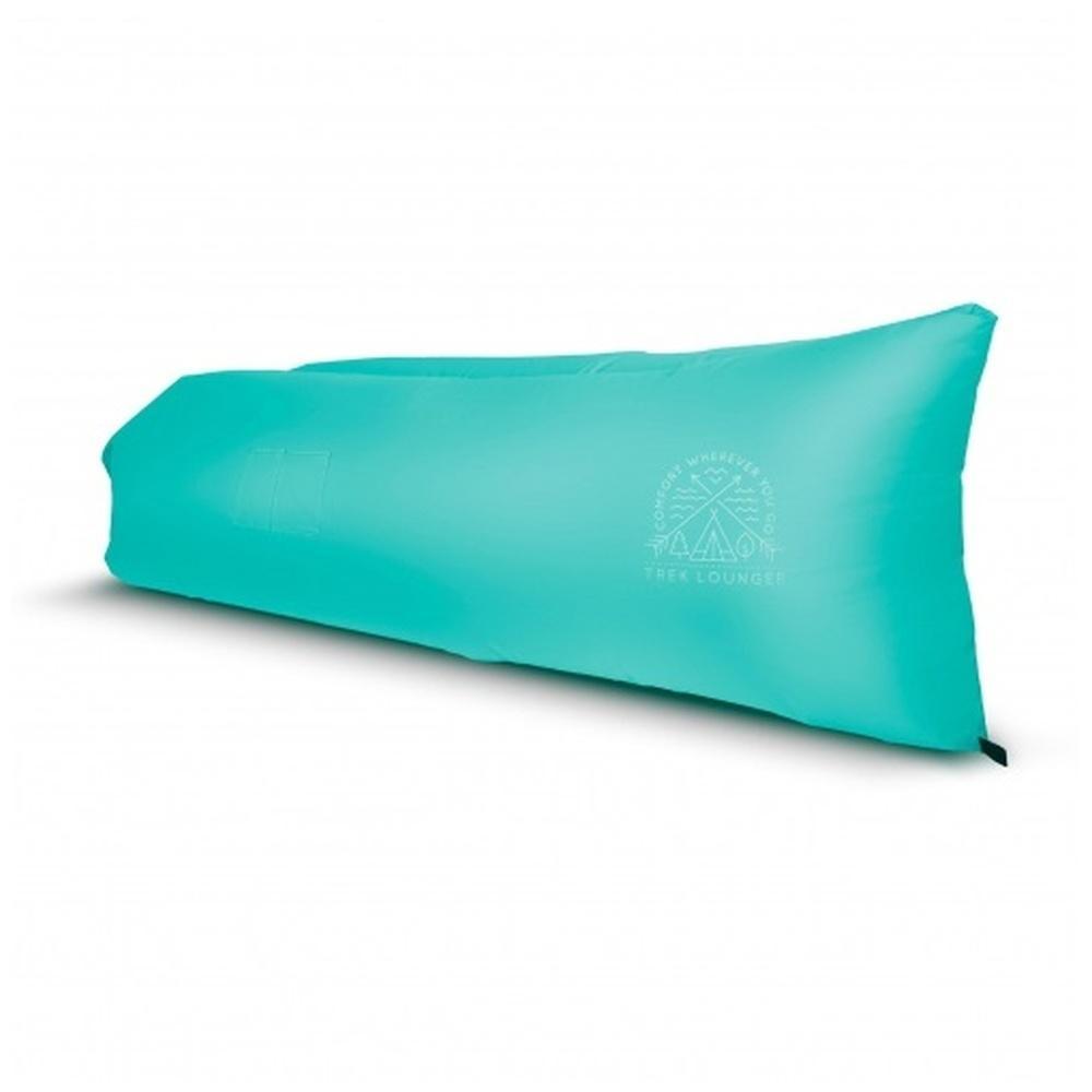 Nafukovací vak / lehátko Trek Lounger Sofa, tyrkysové