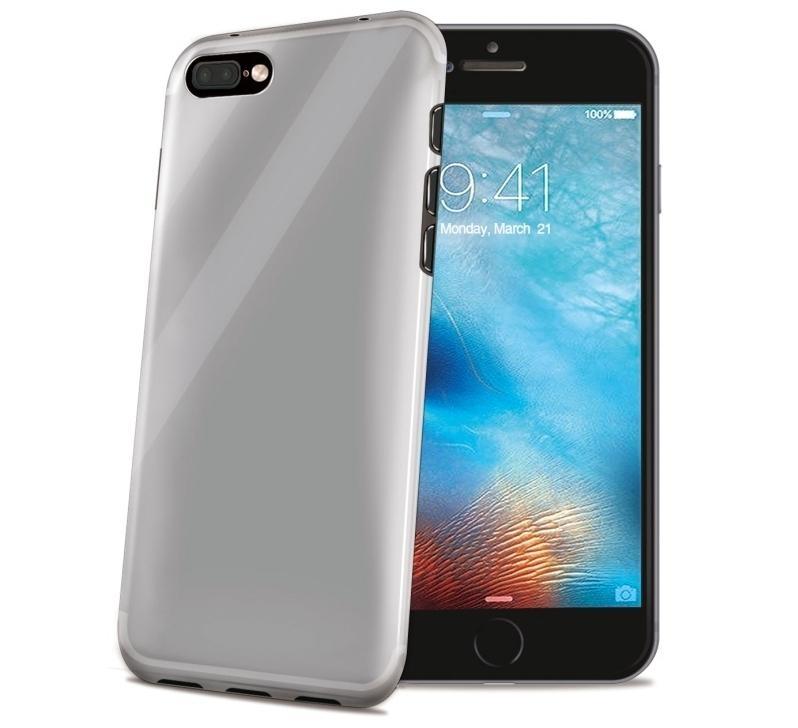 Silikonový obal Celly Gelskin pro Apple iPhone 7/8, - čirý GELSKIN800