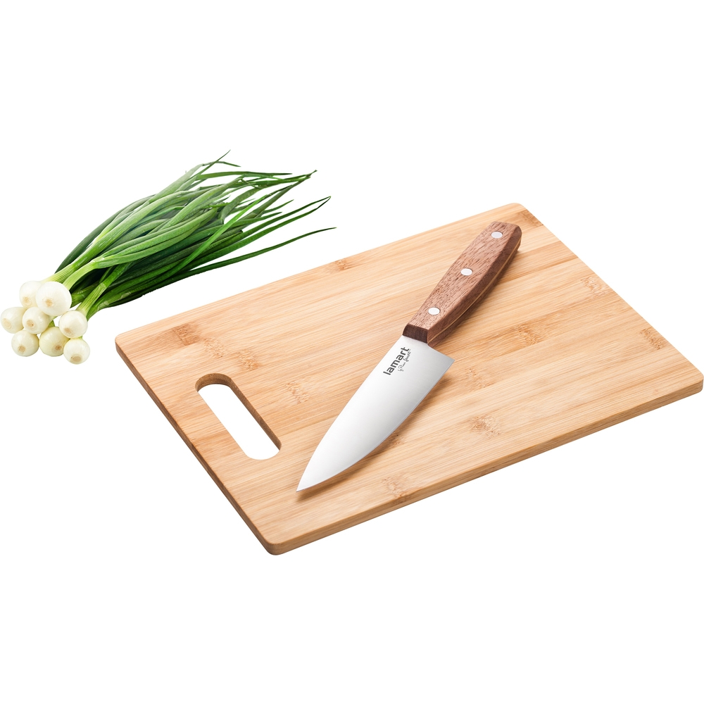 Lamart LT2059 sada prkénka a nože Bamboo
