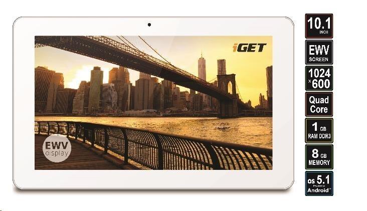 """Tablet iGET SMART S100, 10.1"""" S100"""