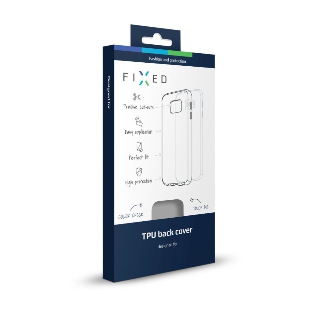 Obal FIXED pro Acer Liquid Zest Plus (Z628), čiré FIXTC-127