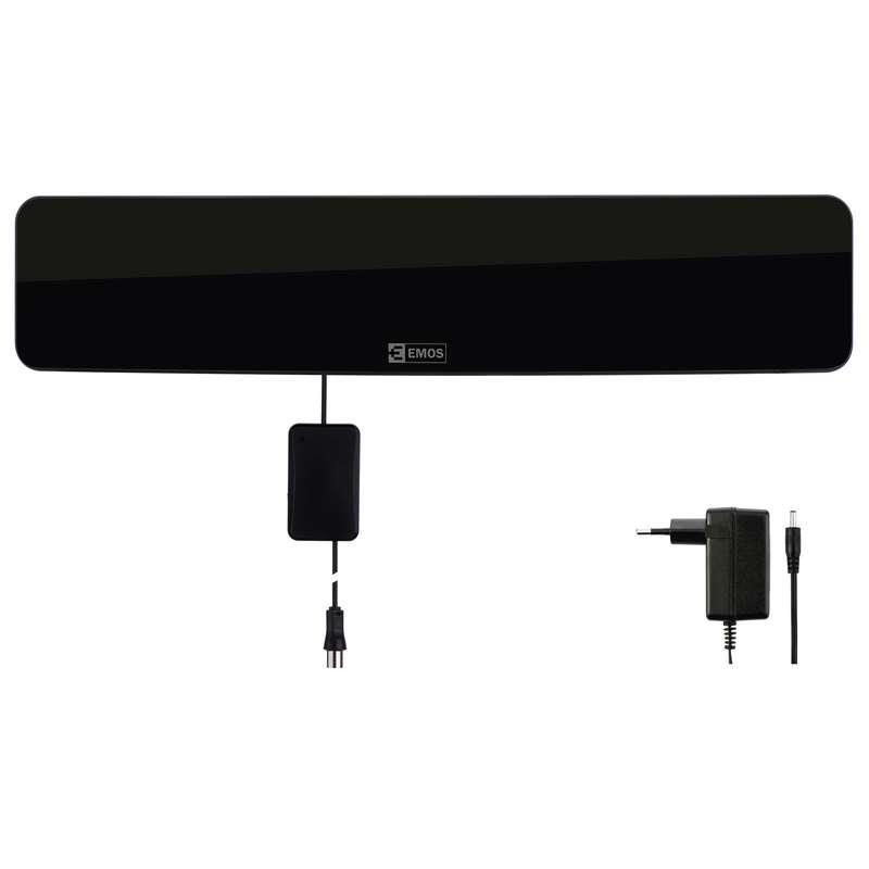 DVB-T/T2 pokojová TV anténa EMOS J0675