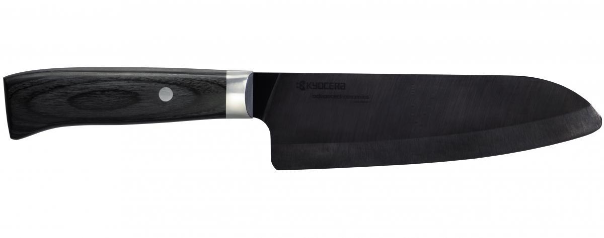 Keramický kuchyňský nůž Kyocera Japan Santoku, 16 cm
