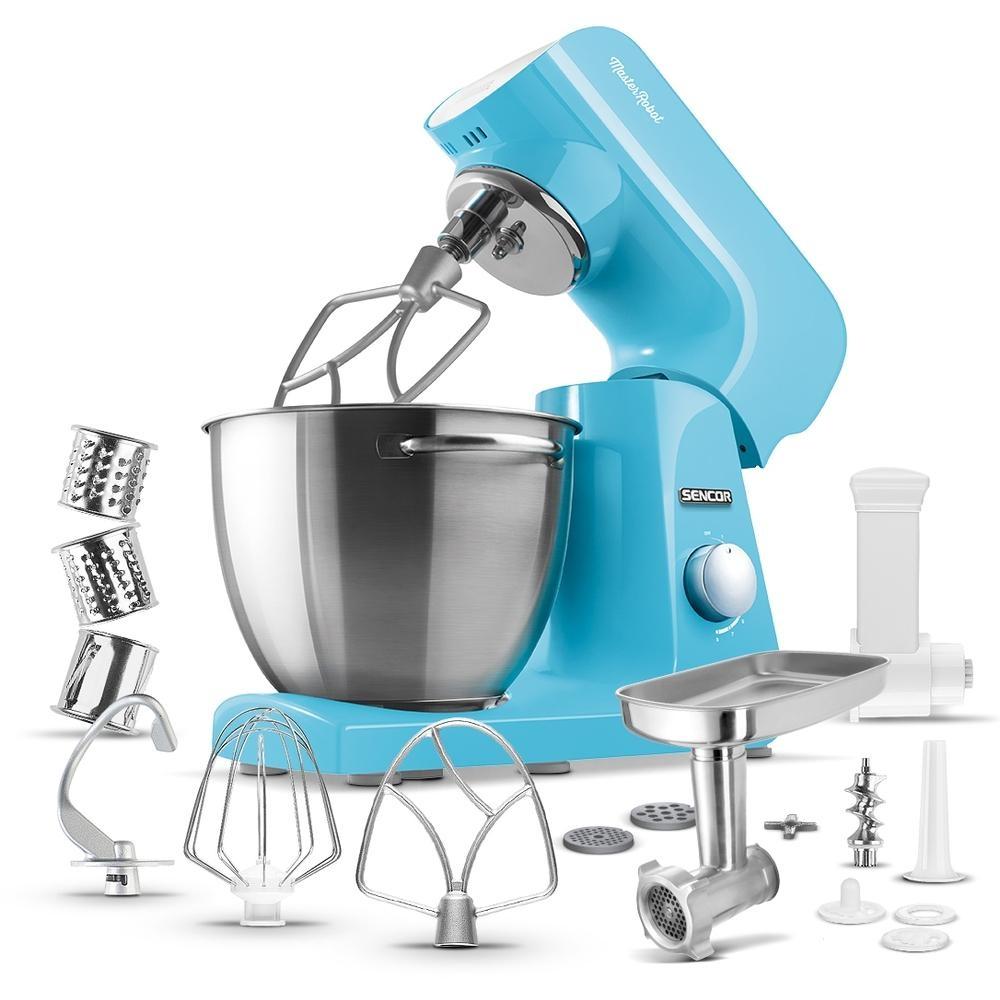 Kuchyňský robot SENCOR STM 42BL - modrý