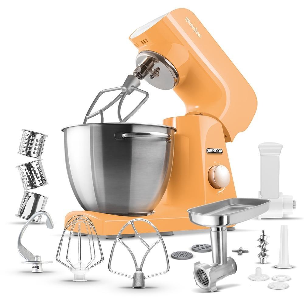 Kuchyňský robot SENCOR STM 43OR - oranžový