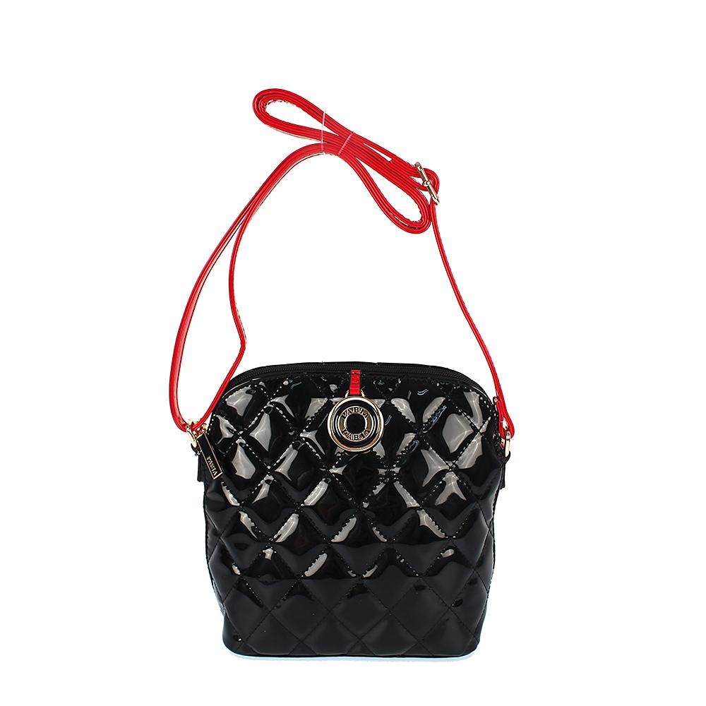 Pabia crossbody kabelka 6001, černá